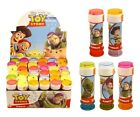 TOY STORY - BUBBLES (Choose Amount) Kids Party Bag Filler Loot Toys (Disney)