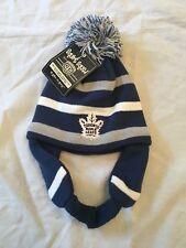 Toronto Maple Leafs NEW Toddler Jubilee Alpine Winter Hat . NHL Hockey Kid NWT