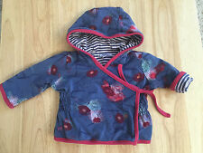 Mexx Reversible Jacket with Hood Baby Girl 3-6 Month Super Cutie!!!!