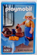 MILK MAID after Vermeer Picture EXCLUSIVE Playmobil LIMITED EDITION 5067