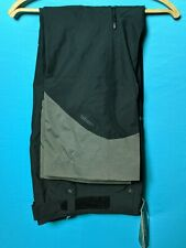 NORRONA Lofoten Gore Tex Insulated Pants Caviar Black Sz M