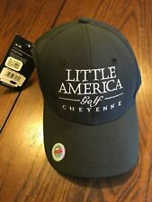 Little America Golf Hat Snapback Trucker Cap Gas Station - Cheyenne - Brand NEW