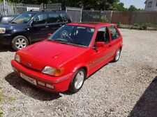 Ford fiesta rs turbo not cosworth