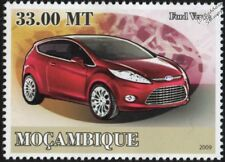 Ford (Fiesta Mk. VI) Verve voiture Comme neuf automobile TIMBRE