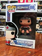 Wonder Woman New 52 Funko Pop Vinyl FAST N FREE DELIVERY