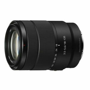 (Open Box) Sony SEL E 18-135mm F/3.5-5.6 OSS Zoom E-Mount Lens