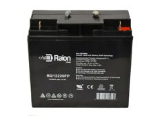 12V 22AH SLA Rechargeable Replacement Battery for Jump N Carry JNC660 qty 1