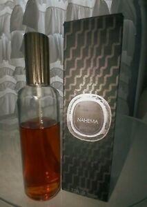 Guerlain Nahema Parfum De Toilette Spray 3.3 OZ / 100 ml Vintage Classic! NICE!