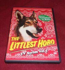 Littlest Hobo - TV Series Volume 1 DVD starring London as Hobo, six episodes