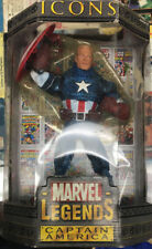Marvel Legends Icons 12 inch Figure Captain America New