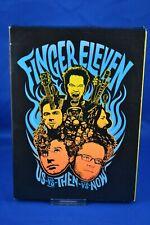 Finger Eleven - Us Vs Then Vs Now   2007 DVD / CD   2-Disc Set