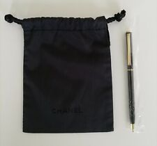 CHANEL NO.5  PEN AND DUST BAG NOVELTY GIFT (BRAND NEW IN SEALED WRAPPING)