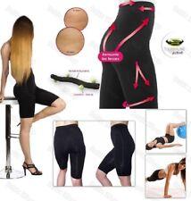 Anti Cellulite Miederhose Turmalin Kristalle Shorts Pants Mieder Leggings L/XL