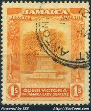 JAMAIQUE N° 88 AVEC OBLITERATION