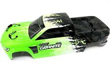 Arrma GRANITE 4x4 3s BLX - Body Shell (GREEN/Black painted decaled ARA4302V3