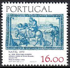 Portugal postfrisch MNH Weihnachten 1979 Maria Jesus Josef Esel wandern / 37