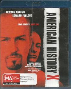 American History X Blu-ray Region B