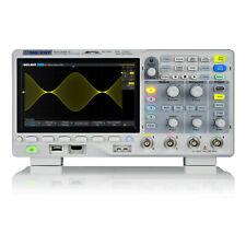 Siglent sds1204x-e Oscilloscope (4 channels, 1 GS/s, 200 MHz)