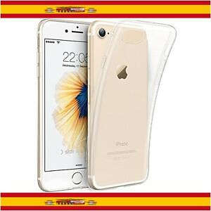 funda carcasa tpu gel para apple iphone 4 5 5G 5S 5C 6 6 Plus 7 7Plus 8 8 Plus X