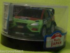 Ford Focus RS Abu Dhabi BP WRC Rally Japan Pullback Penny Racer 1/72 Wonda