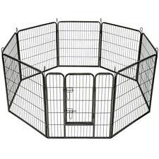 Recinto grande per cuccioli esterno recinto per cani gatti cuccioli roditori 8Pz