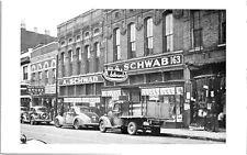 Postcard TN Memphis A. Schwab Department Store 163 Beale Street K14