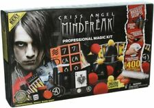 Criss Angel Mindfreak Professional Magic Kit - Over 400 Tricks You Can Perform