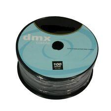 Cavo DMX 3 Pol DIGITALR AES-EBU 110 Ohm 100 Meter ROTOLO