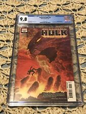 Immortal Hulk #12 CGC 9.8 1st One Below All Marvel Comics Alex Ross 2019