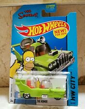 Hot Wheels - THE HOMER - Car  The Simpsons - Blister USA - TV Series