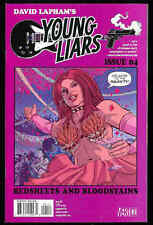 Young Liars & ltbedsheets and bloodstains & GT US DC Vertigo COMIC vol.1 # 4/'08