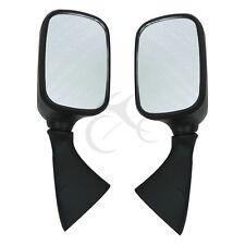 Black Rear View Mirrors For SUZUKI GSX1300R HAYABUSA GSXR 1000 GSXR 600 GSXR 750