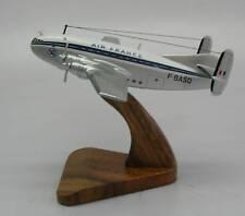 Breguet 763 Deux Ponts Airplane Desktop Wood Model Free Shipping Regular New
