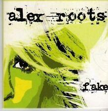 (BP682) Alex Roots, Fake - DJ CD