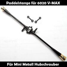 2x BARRE Pagaie 6020-a-006 + 4x Support pour par exemple 6020 U 6020-1 RC Mini Heli V-MAX