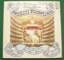 Rossini Oberturas RPO Colin Davis Lp