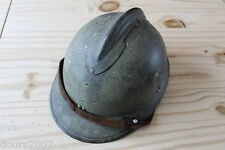 CASQUE ADRIAN CAMOUFLE CORPS FRANC - FRANCE WW2