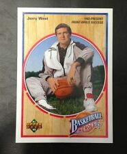 Los Angeles Lakers Jerry West NBA Basketball Trading Cards