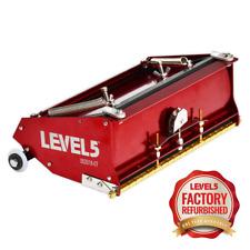 Drywall Flat Box 10 Inch Professional Grade Level 5 Tools Refurbished