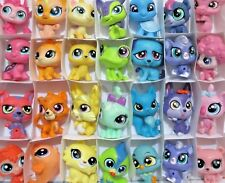 Littlest Pet Shop Lot of 7 Random New Edition Cutest Babies Over the Rainbow Lps