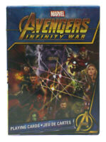 Avengers Infinity War Movie 52 Card Playing Deck Cards Official Poker Marvel New