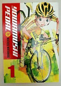 Yowamushi Pedal Yowapeda #1 Manga Yen Press sports cycling Wataru Watanabe