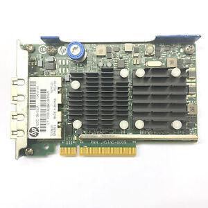 HP 10GbE 2-port 533FLR-T 701534-001/700757-001 700759-B21 RJ-45 PCIe NIC Adapter