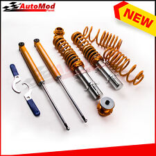 Coilover Suspension for Volkswagen Golf Mk4 2WD only A4 Audi TT A3 MK1 SEAT León