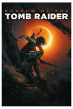 Square Enix Shadow of the Tomb Raider Standard Edition for Sony PlayStation 4
