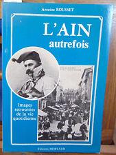 Rousset L'Ain autrefois...