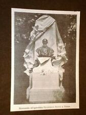 Vienna Monumento a Franz von Suppé o Francesco Ezechiele Ermenegildo di Spalato