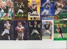 TIM COUCH HIGH PREMIUM 34 CARDS LOT W/ 8 INSERTS & 5 RC'S.(CLEVELAND BROWNS)!!!.