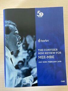 Barbri Conviser Mini Review Book MEE-MBE