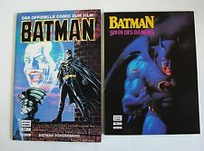 Batman Sonderband (Hethke, Br.) Nr. 1-32 kpl. (Z1-2)